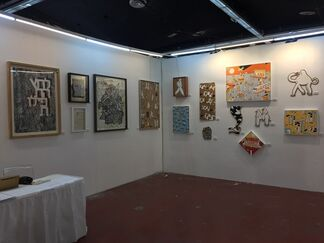 Dan Gallery at Fresh Paint 2018, installation view
