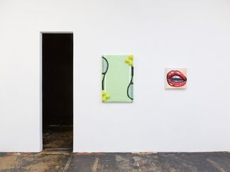 Concrete States of Animation, installation view