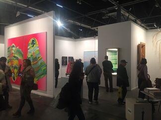 Baró Galeria at ARCOmadrid 2018, installation view