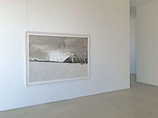 Ice Mirage, installation view