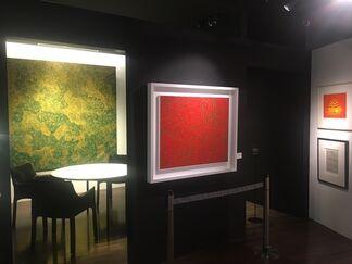 The best quality of Yayoi Kusama art works, installation view
