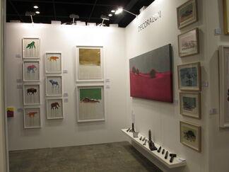 DECORAZONgallery at Affordable Art Fair Hong Kong 2016, installation view