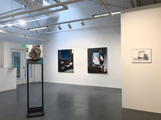 Erik Parra, History by Choice, installation view