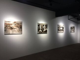 In the Cleft of the Rock, installation view