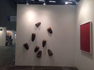 Galeria Nara Roesler at ARTBO 2015, installation view