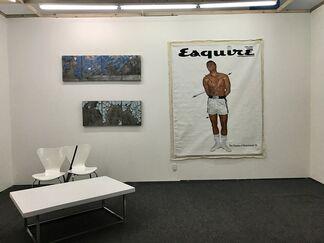 Ginsberg Galería at Material Art Fair 2017, installation view