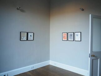 A SHIFTING UNCERTAINTY: Drawings, installation view