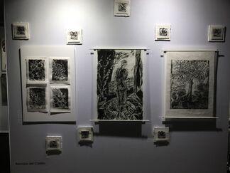 Agnès Szaboova Gallery at Art Montpellier 2017, installation view