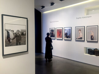 WHEN ETHICS MEETS AESTHETICS group show curated by Vogue Italia., installation view