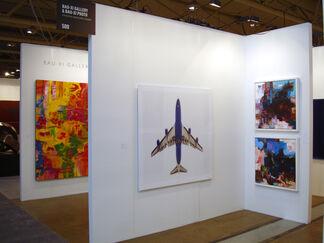 Bau-Xi Gallery at Art Toronto 2015, installation view