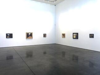 Kim English and Louise Forbush, installation view