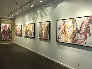 Andrew Lui: Gilded Age / Âge Doré, installation view