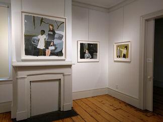 Mercedes Helnwein: Chaos Theory, installation view
