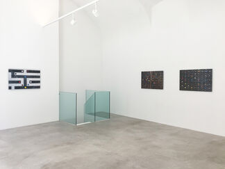Calixto Ramírez. Cuatro pasos   Milano, installation view