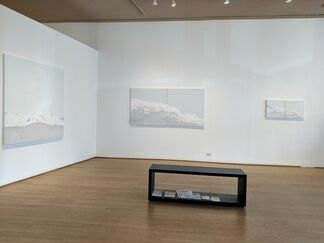 WHISPERS  — new works by Eden Keil, installation view