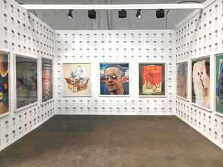The Hole at Art Brussels 2017, installation view