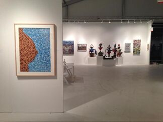 Pavel Zoubok Gallery at Miami Project 2013, installation view