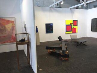 Galeria Senda at Art Brussels 2019, installation view
