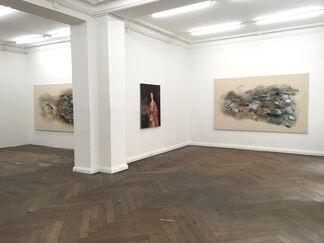 Ross Chisholm: Last of the raking light, installation view