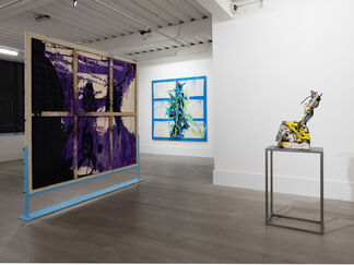 Iva Gueorguieva / Dona Nelson : Portal, installation view