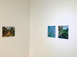 Saori Hasegawa solo exhibition, installation view