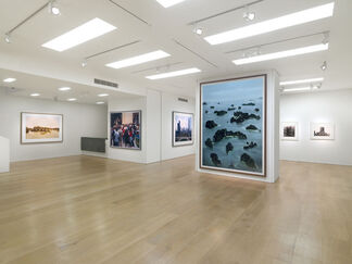 Dusseldorf Photography: Bernd & Hilla Becher and Beyond, installation view