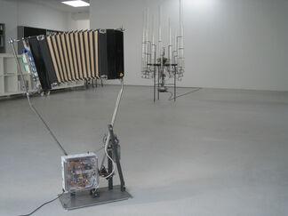 Maschinen und andere Menschen (engl. Machines and other people), installation view