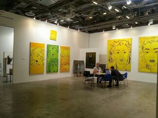 AP Contemporary at Art Stage Singapore 2014, installation view
