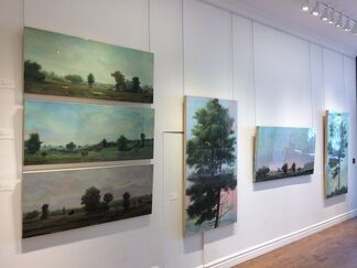 Peter Hoffer, installation view