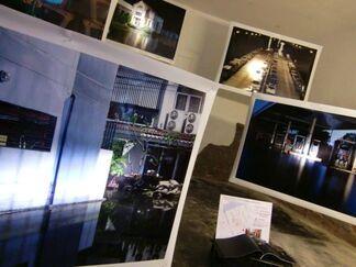 IMAGINING ACQUA ALTA. MITI RUANGRITYA, installation view