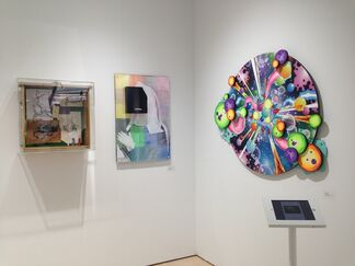 StolenSpace Gallery at SCOPE Miami Beach 2014, installation view