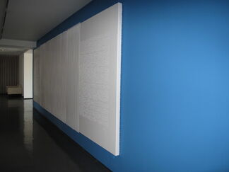 The Folding Time - ChenYufan's New Works 2012, installation view