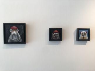 """""""Origins"""", installation view"""
