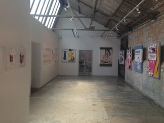Ben Frost 'The New Pollution', installation view