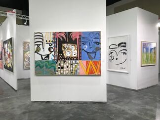 Quogue Gallery at Art Palm Beach 2019, installation view