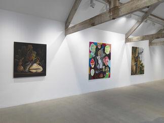 Djordje Ozbolt: Brave New World, installation view