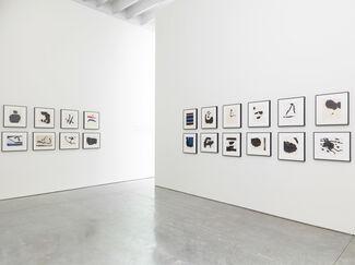 Robert Motherwell: Works on Paper, 1951 - 1991, installation view