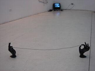 CAÍDA LIBRE - Manuela Viera-Gallo, installation view
