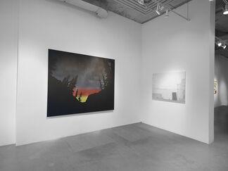 Brian Alfred, Future Shock, installation view
