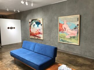 Her Intuition, installation view