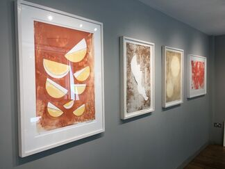 Barbara Hepworth and Henry Moore   Graphics, installation view