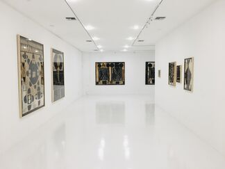 NO END TO NEW BEGINNINGS, installation view