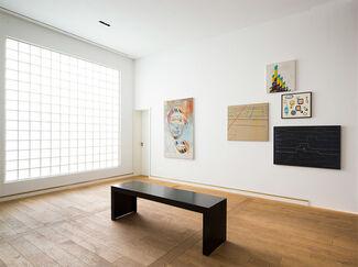 Spezifikation #8, Vom Ich zum Wir, installation view
