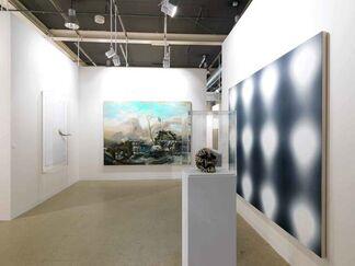 Stephen Friedman Gallery at Art Basel 2011, installation view