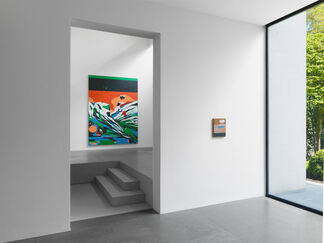 Harold Ancart — The Charm..., installation view