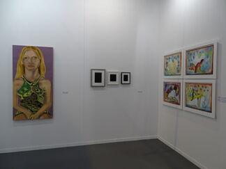 MARUANI MERCIER GALLERY at ARCOmadrid 2017, installation view