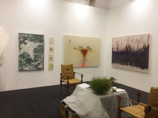 GALERIE OVO at Art Central 2017, installation view