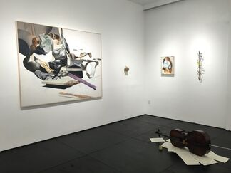 NOWHERE IS NOW HERE, installation view