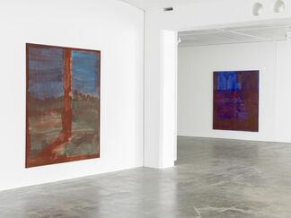Tamina Amadyar, installation view