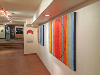 Subtext: Curtis Olson and Jay Kelly, installation view